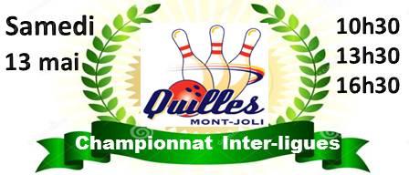 Diapositive Championnat Inter Ligues