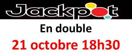 Diapositive Jack Pot 21 Oct.