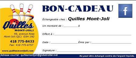 Diapositive Bon Cadeau