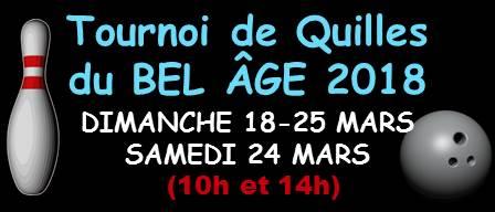 Diapositive Tournoi Bel Age